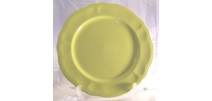 Federalist Ironstone Buttercup Serving Plate 12""