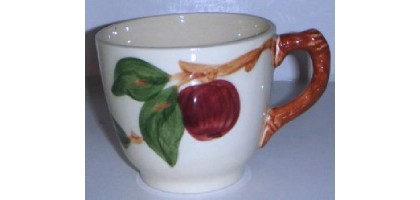 Franciscan Apple Cups