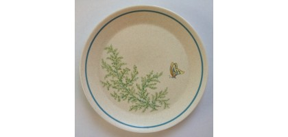 Lenox Temperware FANCY FREE  Vintage dinner plate - Made in USA