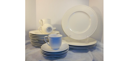 Mikasa Italian Countryside 20 Piece Dinner Ware Set