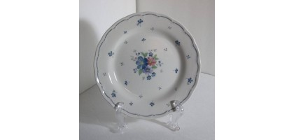 Nikko Provincial Designs 7.5  Inch Salad Plate DAUPHINE
