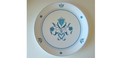 Noritake Progession China Blue Haven 9004