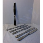 ONEIDA SAVOR PORTFOLIO SET OF 6 KNIVES B322006C