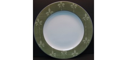 "Sakura Warren Kimble CAT COLLECTION 11"" Dinner Plates"
