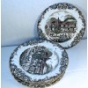 "Johnson Brothers Heritage Hall Bread Plate ""Spanish American  Hacienda"""