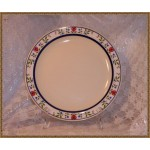 Tienshan /teinshan Country Morning Dinner Plate
