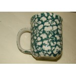 Tienshan Folkcraft Spongeware Moose  Country Mugs