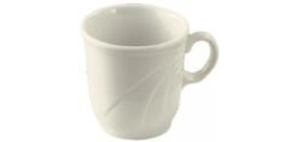Syracuse Cascade™ Turina™ 7 oz Tall Tea Cup White