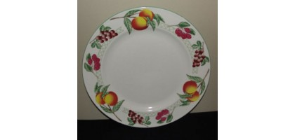 Citation Garden Trellis Dinner Plate