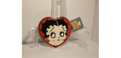 Betty Boop Heart Shaped Belt Buckle New