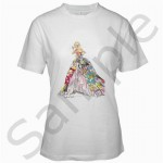 Barbie Generation Of Dreams Art Women's T-Shirt