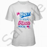 Oh Ken I'm Simply Plastic Without You Barbie Women's T-Shirt
