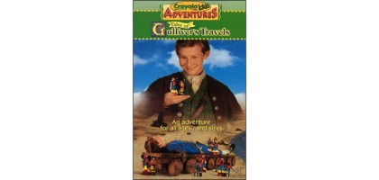 Crayola Kids Adventures: Gulliver's Travels [VHS]