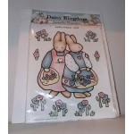 Daisey Kingdom iron on Transfer Forever Friends 6422 Bunnies