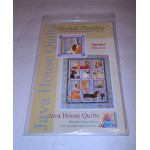 Java House Quilts Muchas Poochas Spaniels  Block 6 Pattern