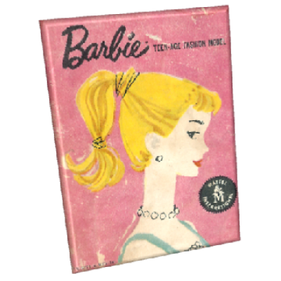 Barbie 1959 Catalog Digitally Delivered E-book