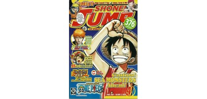 Shonen Jump February 2007 Vol 5 Issue 2 Number 50 Caution Sea Monsters Ahead