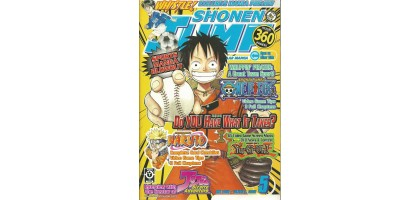 Shonen Jump One Piece May 2006 Vol 4 issue 5