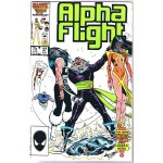 Alpha Flight 37 August  Issue Loses a Hero