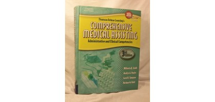 Thompson Delmar Learnings Comprehensive medical Assisting