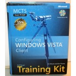 MCTS Configuring Windows Vista Exam 70-620 by Ian McLean 2007,With CD New