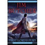 Jim Butcher First Lords of Fury Hardcover Book