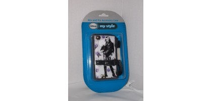 Mix and Pix Hanna Montana Accessory Case by Disney Miley Cirus