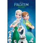 Frozen Fever - One Sheet Poster Print (24 x 36)