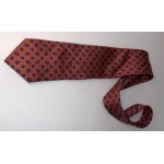 Vintage Fraser Thompson Kenneth Cole Pink Paisley Tie
