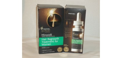 PANTENE EXPERT MINOXIDIL 2% HAIR REGROWTH TREATMENT FOR WOMEN