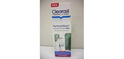 Clearasil perfecta wash automatic face wash refill 5 FLOZ