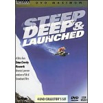 DVD Maximum - Steep, Deep & Launched (DVD, 2008) New 4 DVD Set