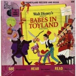 Walt Disney's Story of Babes in Toyland Record 33rd Long Playing Record