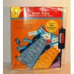 Math Race standards base folder game
