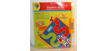 Problem Matic State standards based folder game Teaching Tree
