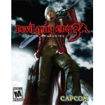Devil May Cry 4 Game Playstation 3, 2008 Instruction book and walk through book