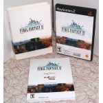 Final Fantasy XI Online PS2 Complete