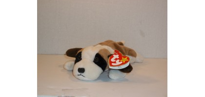 Original Ty Beanie Babies Bernie the Dog