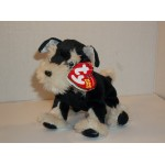 Original Ty Beanie Babies Pretzels the Dog
