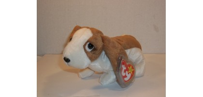 Original Ty Beanie Babies Tracker the Dog