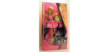 Sharpays Fabulous Adventure High School Musical ASHLEY TISDALE Doll