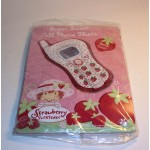 Super Sweet Cell Phone Floatie Strawberry Shortcake