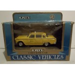Toy Cars, 1990 Ertl, Classic Vehicles 1959 Cab 1 Die-Cast , 1:43 Scale,