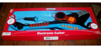 Kid Connection Electronic Guitar - Includes Microphone