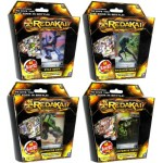 Redakai Card Game Set of 4 Structure Decks Imperiaz, Stax, Battacor Radikor