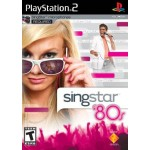 SingStar 80's (Stand Alone) - PlayStation 2 & Up