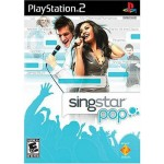 Singstar Pop Playstation 2 Karaoke PS2