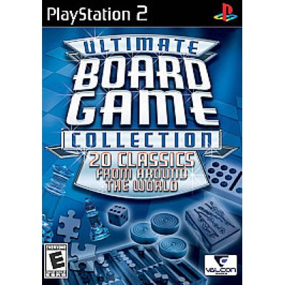 Ultimate Board Game Collection Playstation 2