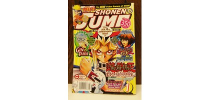 Shonen Jump January 2007 Vol 5 Issue 1 Number 49