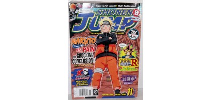 Shonen Jump Naruto vs. Pain November 2009 Volume 7 Issue 11